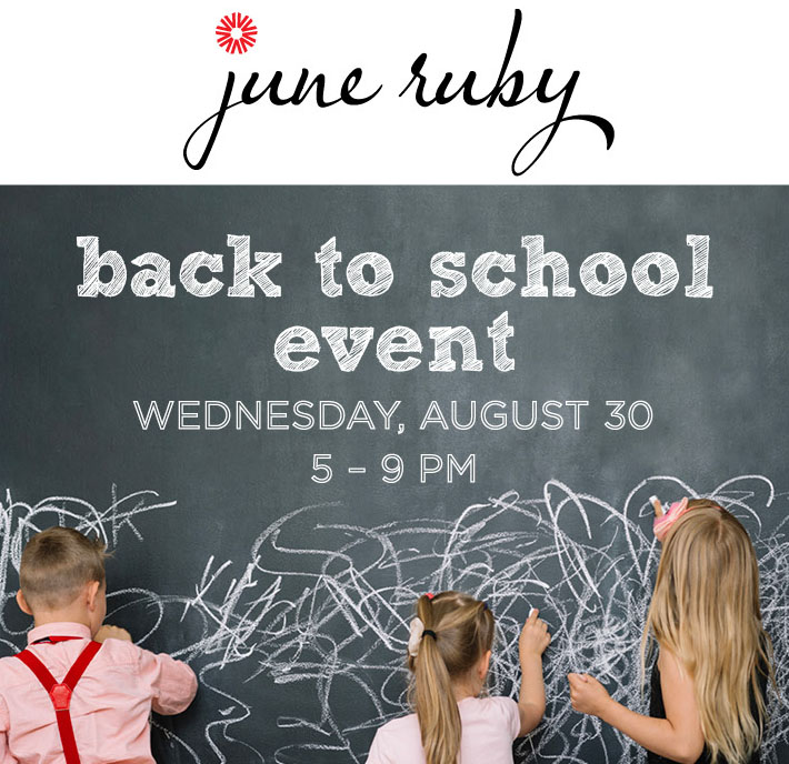 Back to school event featured