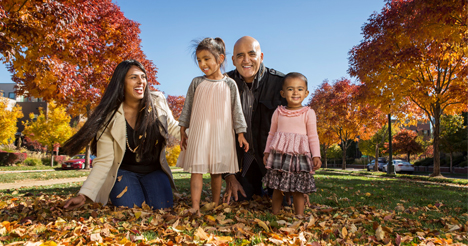 Love Thy Neighbor – The Bhatt Family