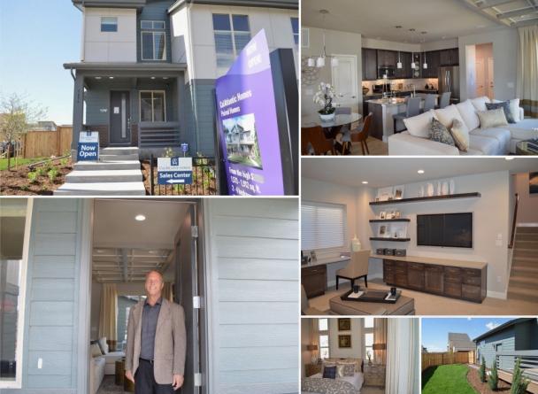 CalAtlantic Homes Paired Homes Model Home NOW OPEN in Beeler Park