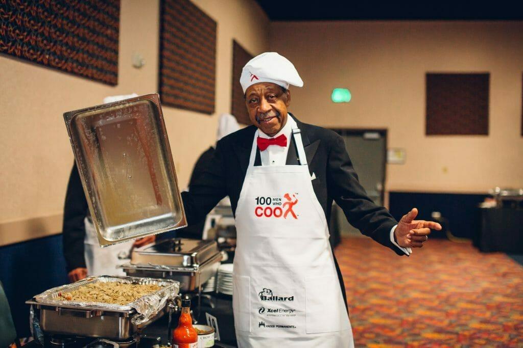 Chef Gene Jackson