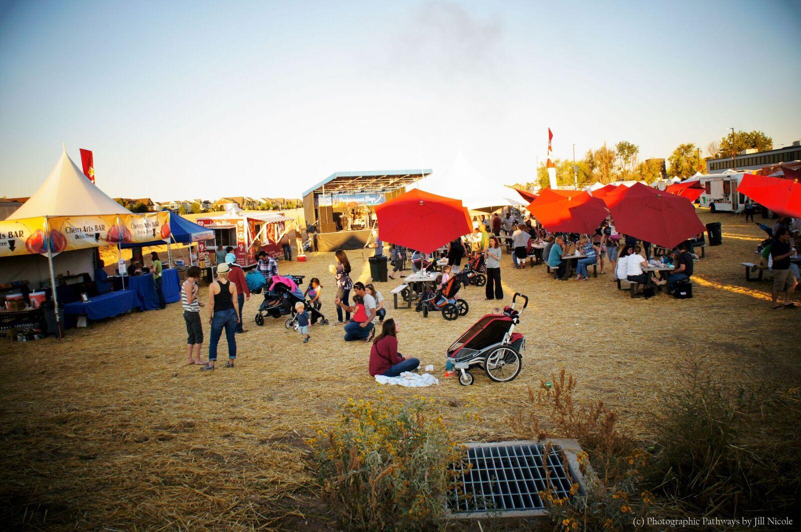 CherryArts Festival at Stanley