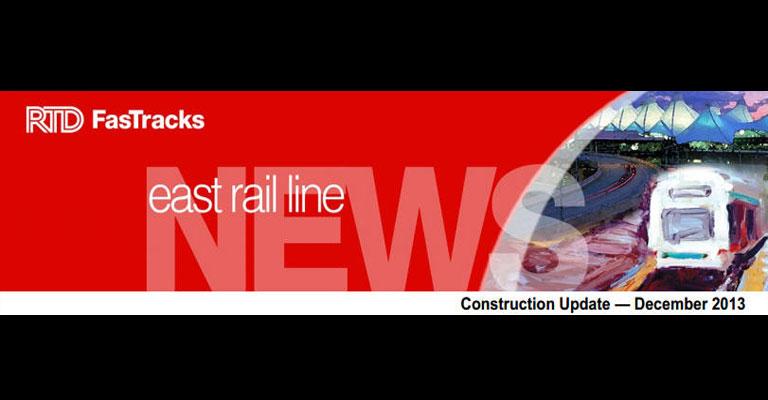 December East Rail Line Header