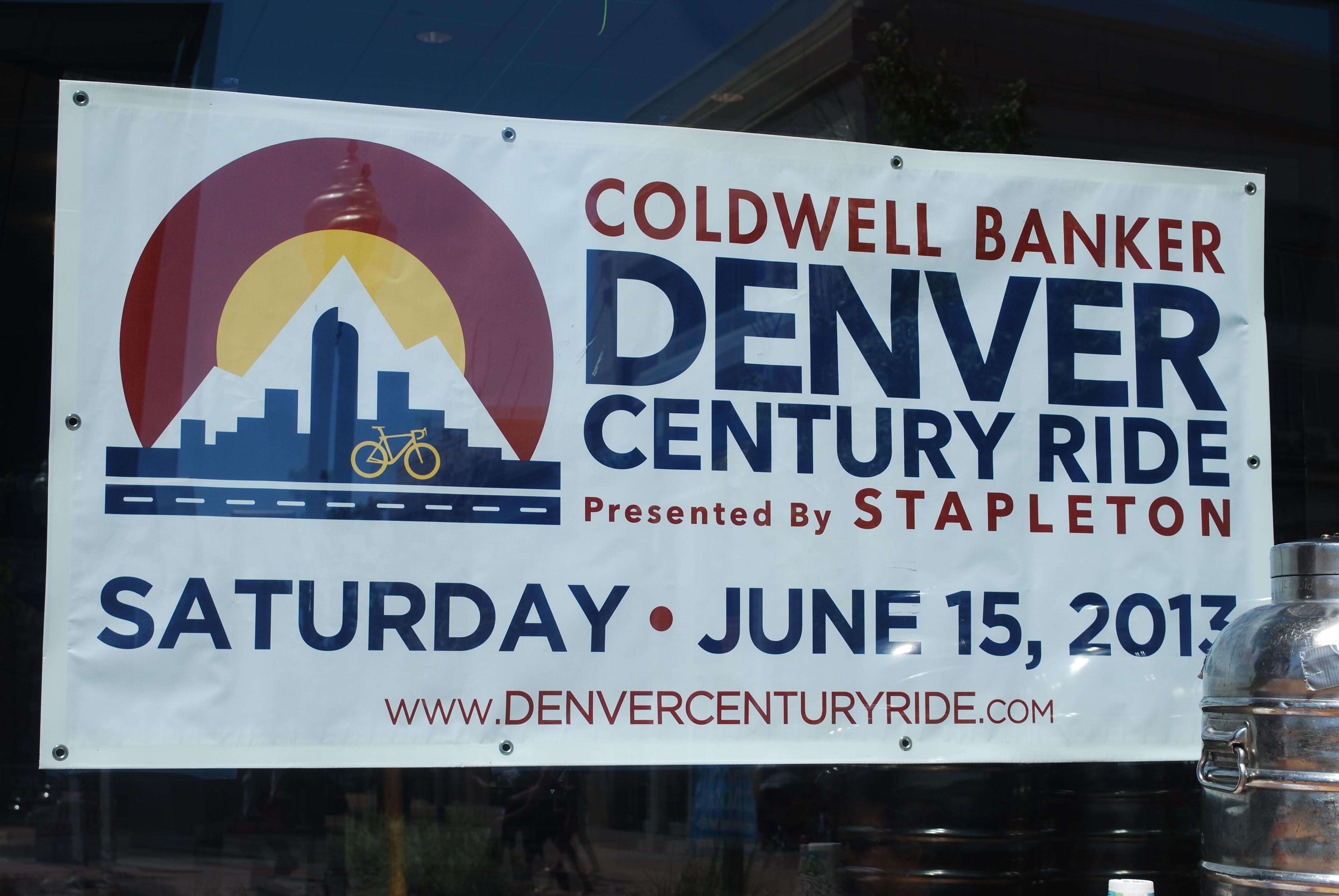 Denver Century Ride 1 1