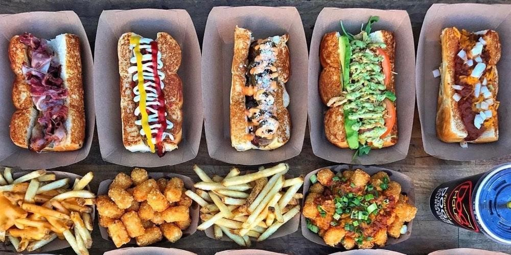 Dog Haus Opens in The Shops at Northfield