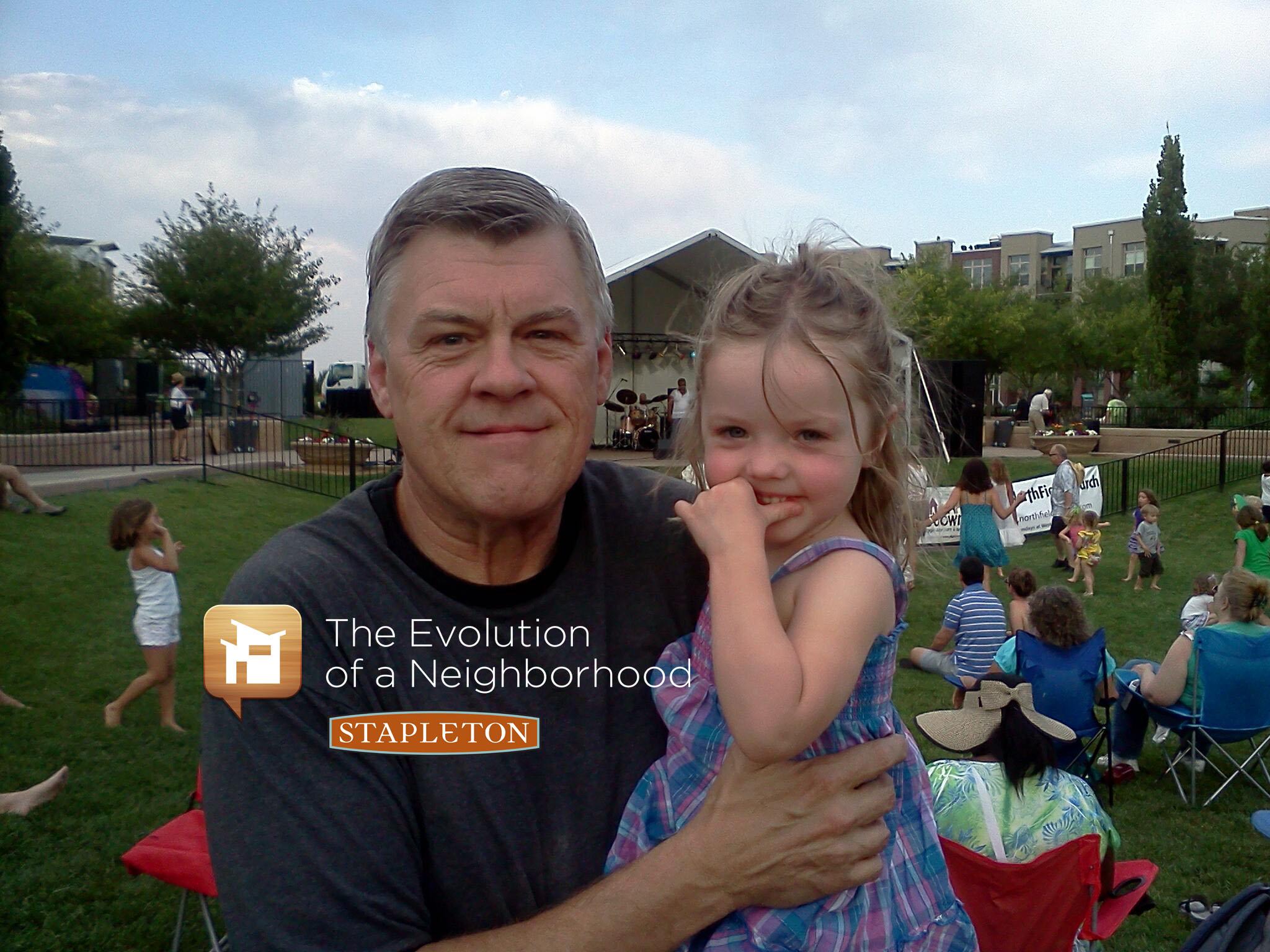 Evolution of a Neighborhood Dennis Scott Stapleton