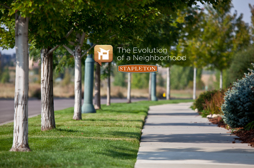 Evolution of a Neighborhood Kim Kouba Denver 0