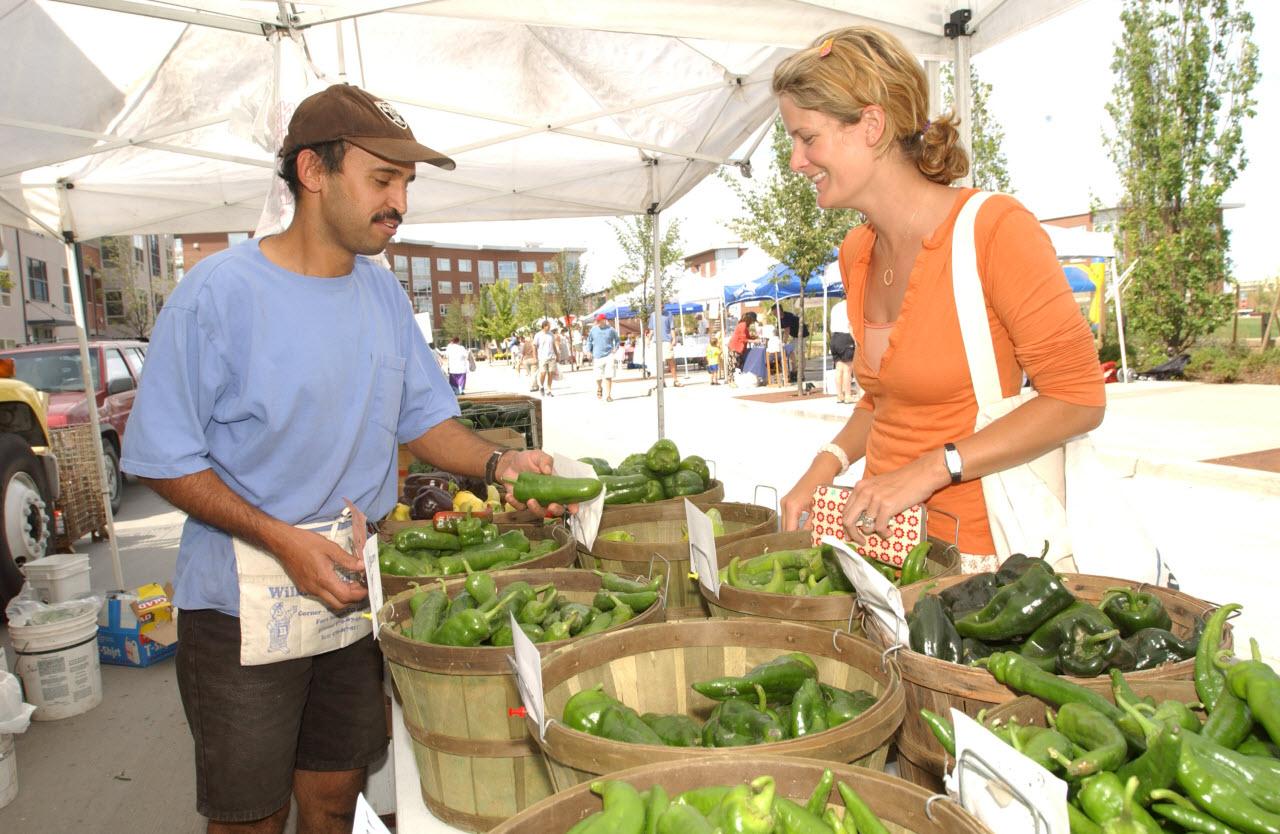 Farmers Market New