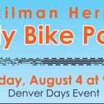 Councilman Herndon's Family Bike Parade