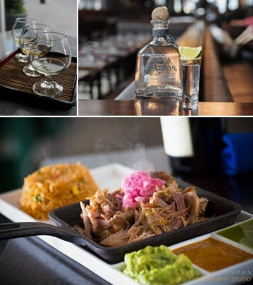 La Sandia Cantina Tequila Pairing in Denver, CO