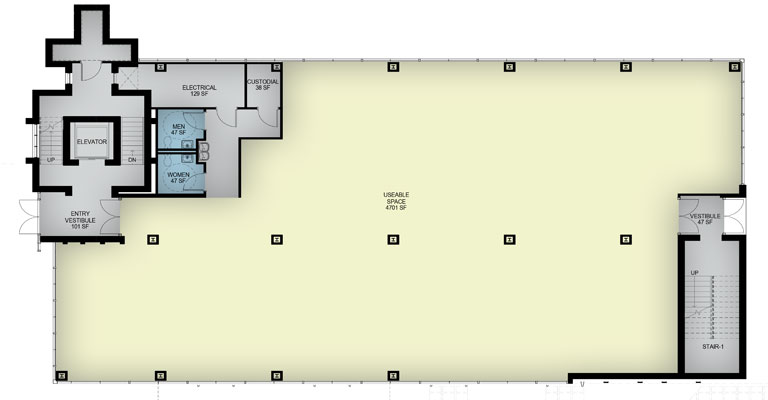 Level 1 Floor Plan 768x400