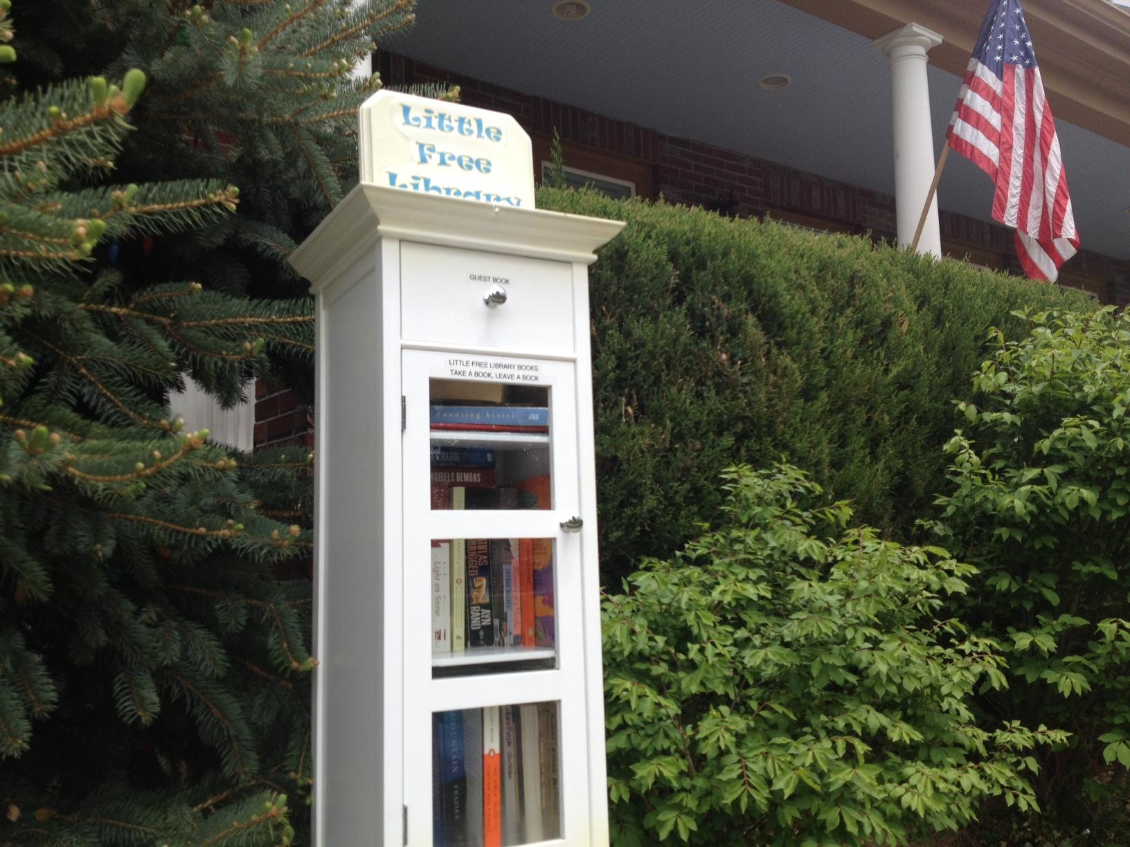 Little Free Library Stapleton 0