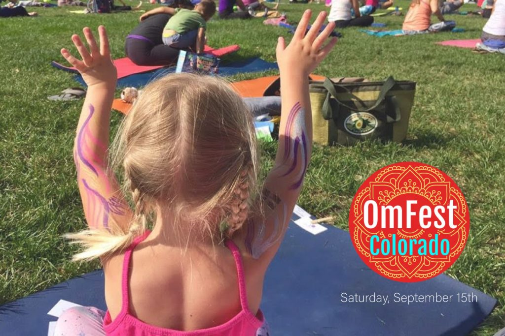 OmFest Colorado in Denver