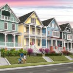 Announcing the Parkwood Painted Ladies Collection in Stapleton!