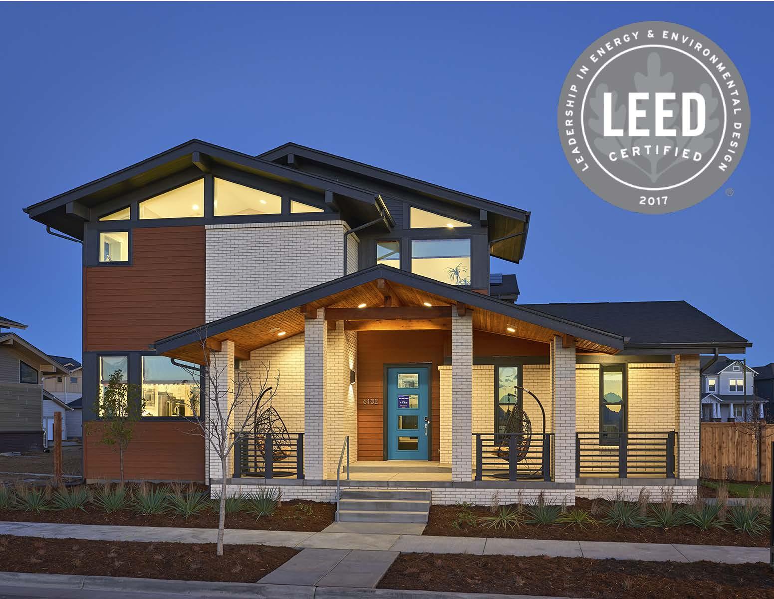 Panacea By Thrive Home Builders Combines Luxury With Zero Energy Denver S 80238