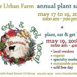 The Urban Farm at Stapleton Annual Plant Sale
