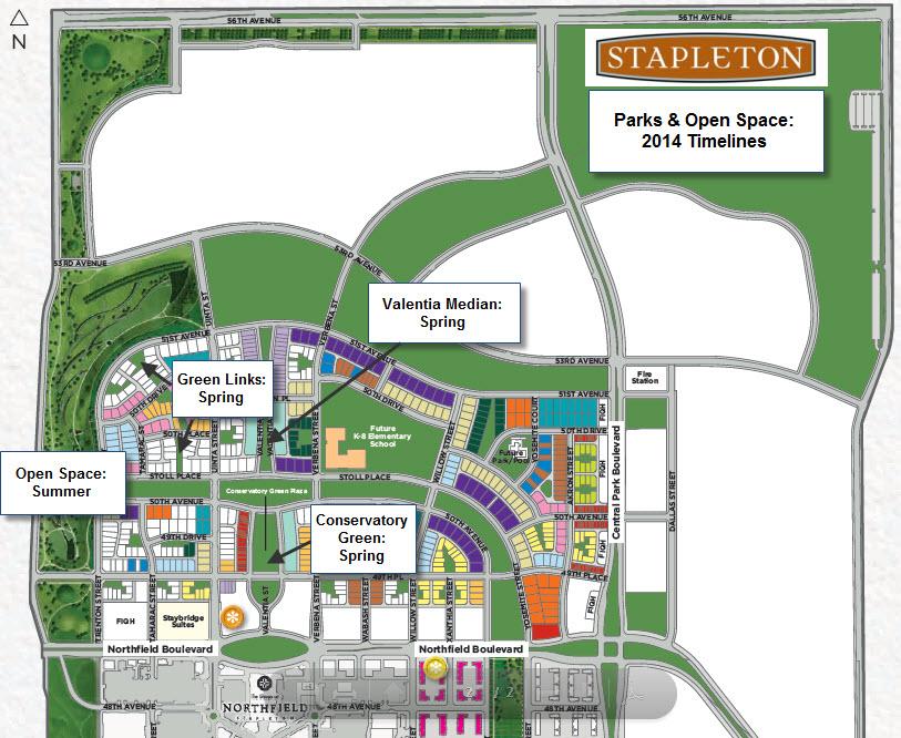 Stapleton Development Update Stapleton Denver