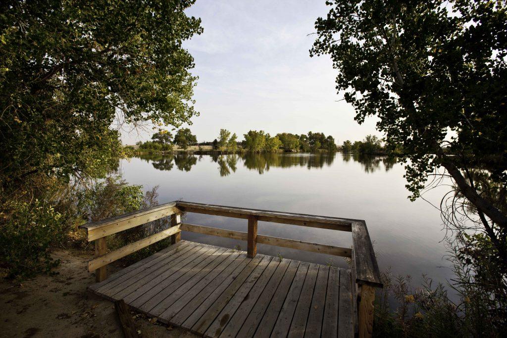 Refuge Lake Walkway 6
