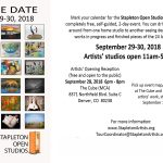 Stapleton Open Studios Tour