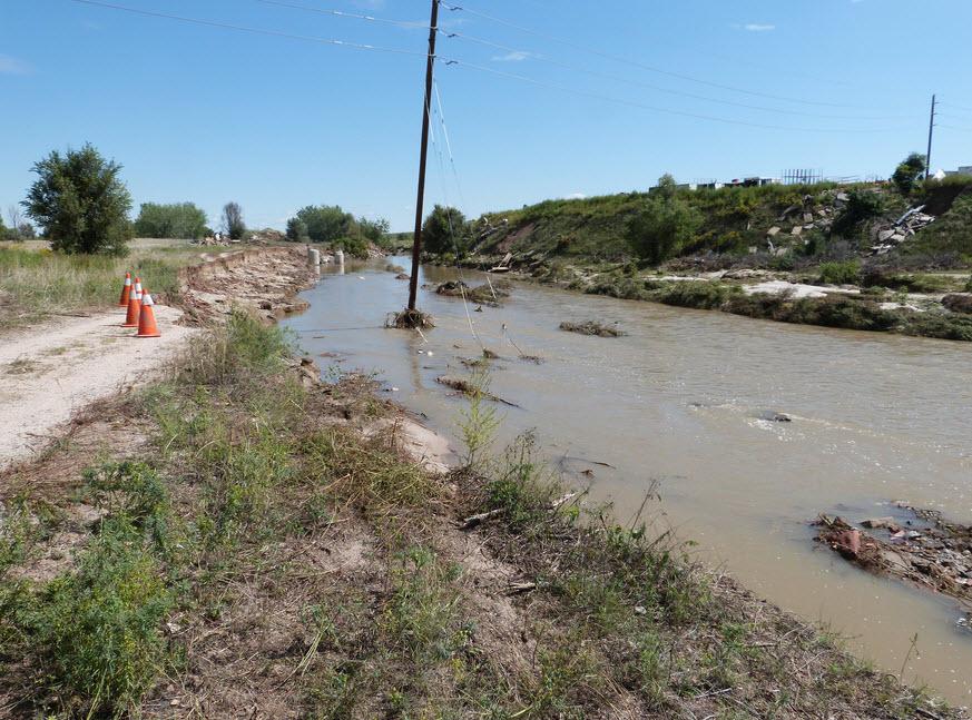 Sand Creek Floods 2