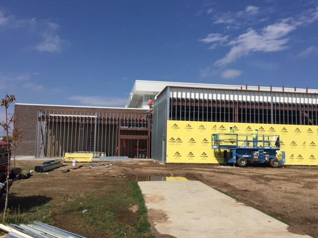 Sandaval Campus Update 9.20.18