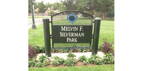 Silverman Park signsized
