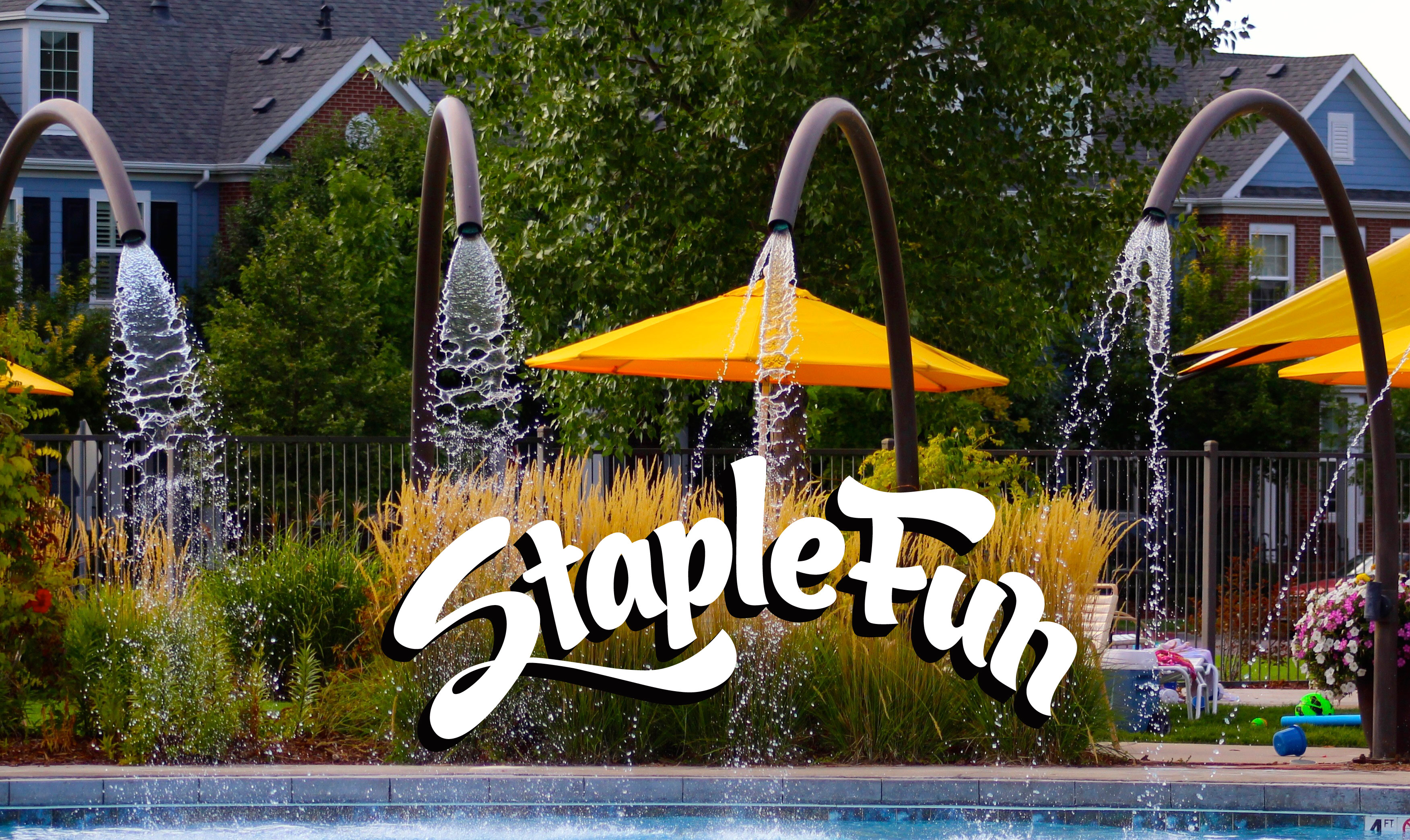 StapleFUNPuddle Jumper Fountains