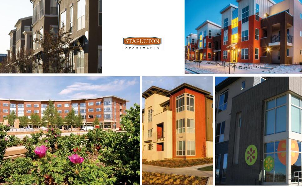 Stapleton Apartments Five Denver Communities