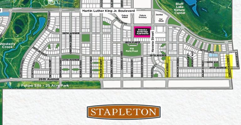 Stapleton Street Connections