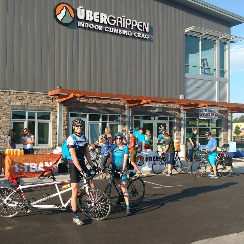 Ubergrippen Climbs to 'Now Open' in Stapleton