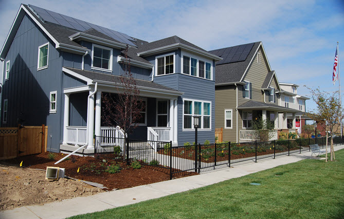 Thrive home builders wins green home of the year for Thrive homes denver
